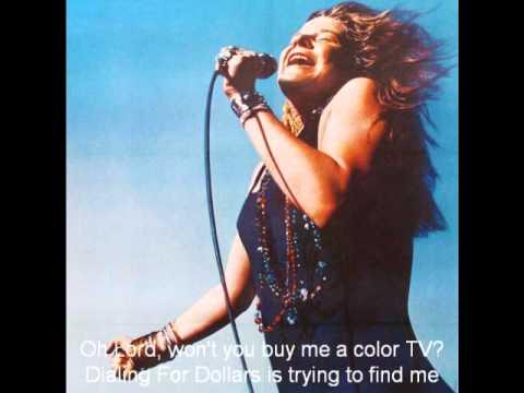 Janis joplin mercedes benz lyrics youtube for Janis joplin mercedes benz lyrics