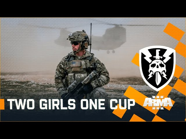 OPERATION Two girls, one cup. ARMA 3 .LIVE.@SquadAlpha_es.