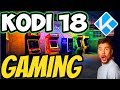 kodi 18 retro gaming step by step guide 2019