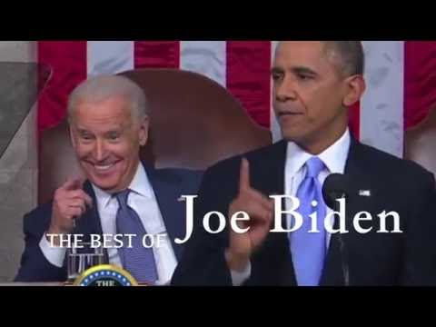 WATCH JOE BIDEN'S GREATEST HITS AS VP | famos productions
