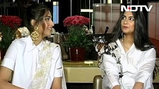 Sonam Kapoor Reveals She Constantly 'Steals' Rhea's Clothes