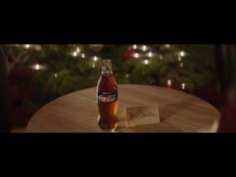 Quảng cáo giáng sinh 2016: A Coke for Christmas - CocaCola