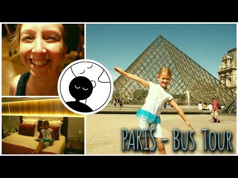 Urlaub in Paris - Bus Tour, Louvre, Mona Lisa & Salvador Dalí ► Xscape | Vlog #108