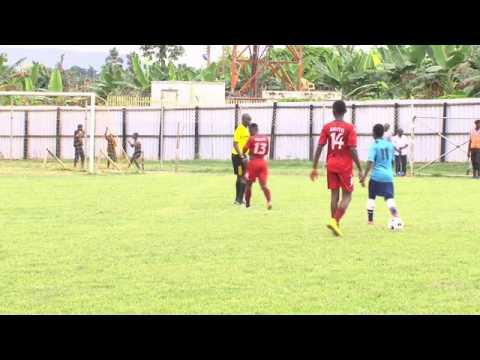 1st Half - King Solomon vs Heart of Lions: Ghana Division One League