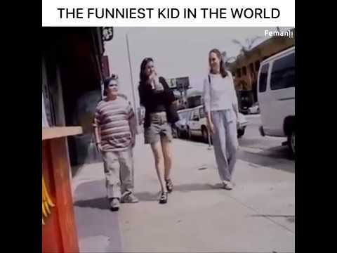 Download The funniest kid in the world