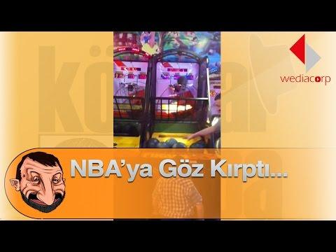 Köksal Baba NBA'ya Göz Kırptı...