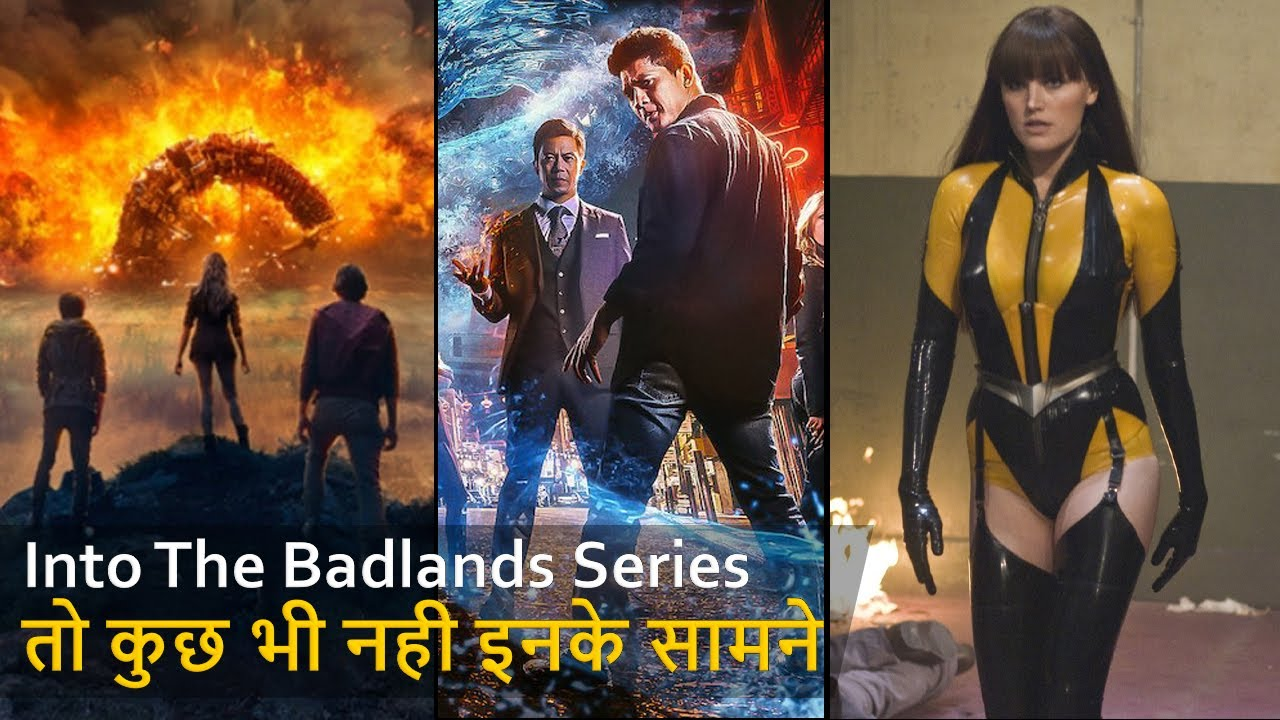 Download Top 10 Best Web Series Better Than Into The Badlands | Netflix,Amazon,Hbo,Hotstar