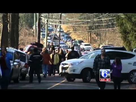 Sandy Hook - WPVI Coverage 12/14/12