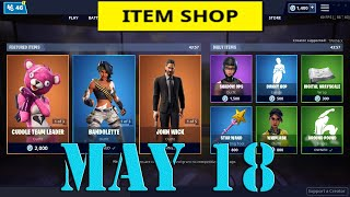 NEW Skins & Lobbies & New Fortnite Item Shop Update May 18 - Grinding that XP for levels & Tiers