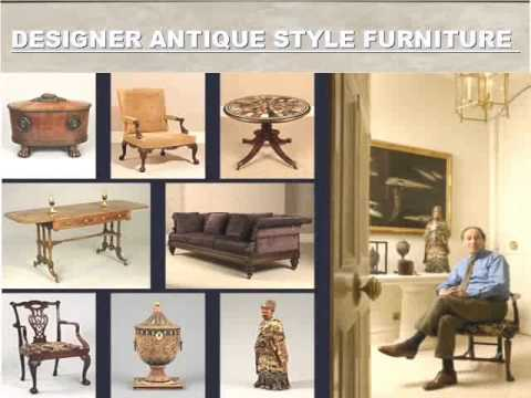 Living Styles Antique Furniture Collection