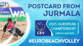 'Stars on the Beach' - Postcard from Jurmala Masters