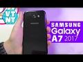 Samsung Galaxy A7 2017 Годная лопата с 5.7 экраном Обзор рядом с S7 A7 A3