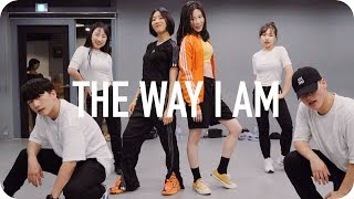 The Way I Am - Charlie Puth / Tina Boo Choreography
