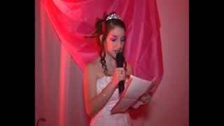 15 Años Ceci Farias Ceremonia Velas