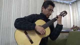 La Romanesca Guitar solo