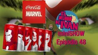 Coca Cola Avengers (2015) EMDI miniSHOW Ep.48