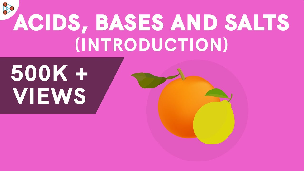 Download Acids and Bases and Salts - Introduction   Chemistry   Don't Memorise