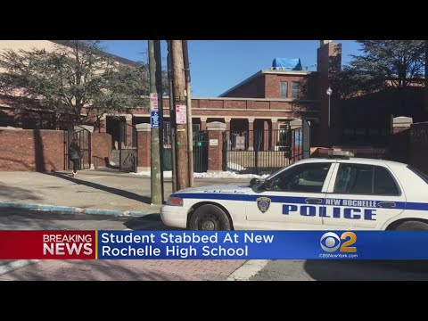 Student Stabbed At New Rochelle High School