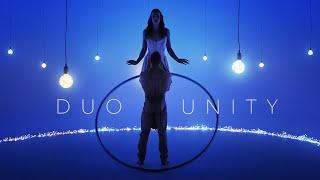 Light of Dawn, by DUO UNITY (Artistic & Acrobatic Cyr Wheel Duo)