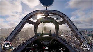 The Crew 2 - Supermarine Spitfire MK IX 1942 - Open World Free Roam Gameplay HD