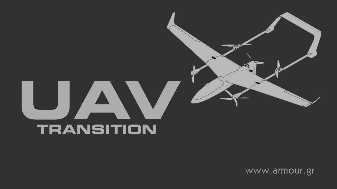 ALTI Transition VTOL UAV | ALTI-TRANSITION-UAV