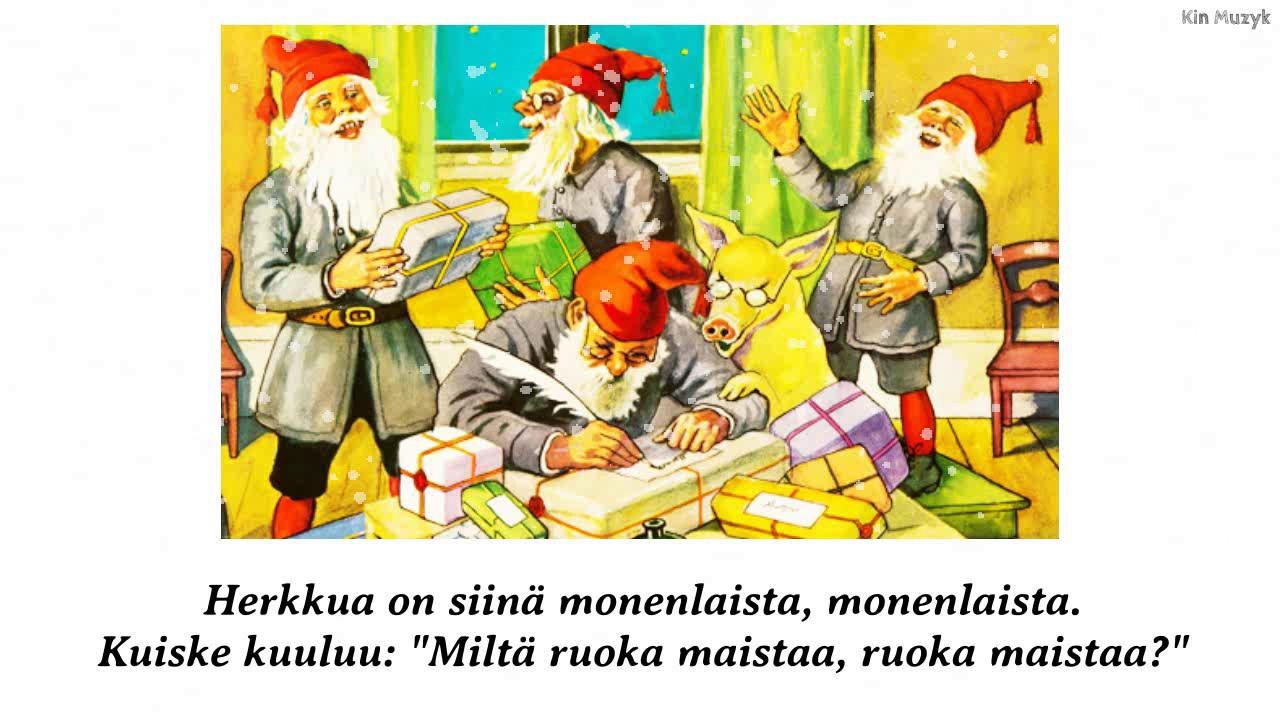 Lasten Joululaulu