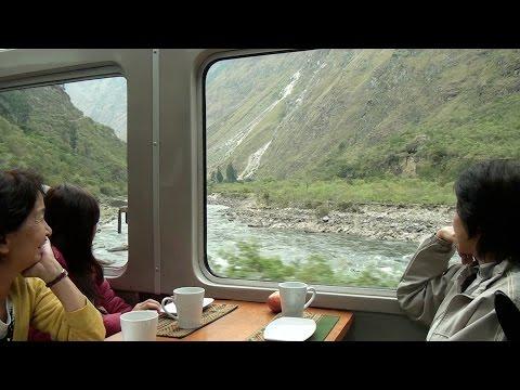 Scenic PeruRail Train Ride to Machu Picchu (Aguas Calientes)