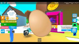 Magnet sim! On Roblox