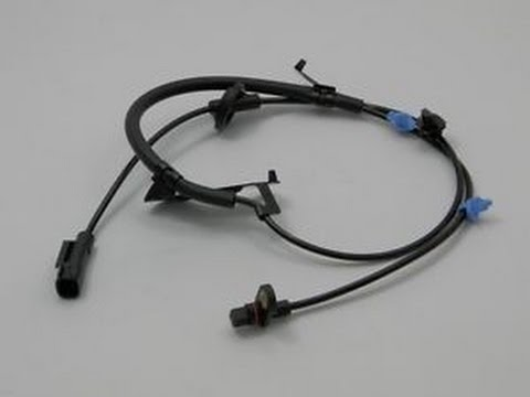 ABS Sensor Chrysler Sebring, как проверить датчик ABS Anti-lock Braking System