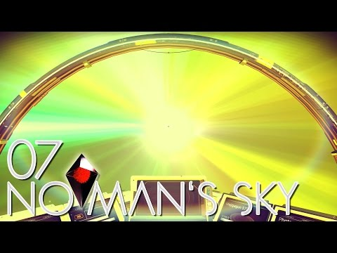 NO MAN'S SKY [PS4 Gameplay German] ★ #07 - Warp-Antrieb Mr. Sulu!
