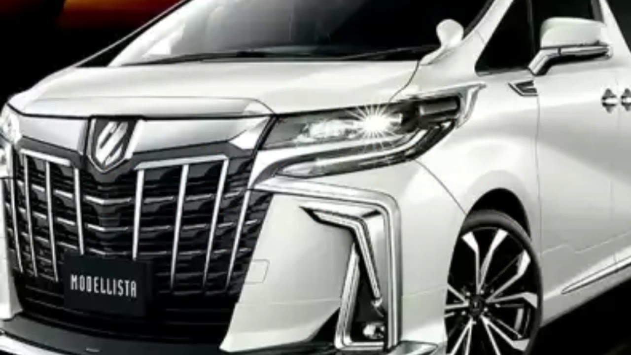 All New Alphard 2018 Redesign Harga Grand Avanza Tahun 2016 The Toyota Executive Lounge Youtube