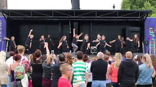 Piece by piece | Glasgow Green | Achieve More!