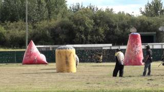 Hay River NT NWT OTC (Old Town Challenge) 2011 clip 11