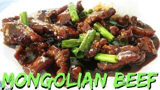 Mongolian Beef - Speedy Cooking Videos - PoorMansGourmet