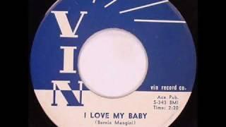 The Phaetons - I Love My Baby