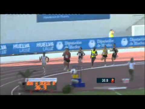800m finale B uomini VII MEETING IBEROAMERICANO DE...