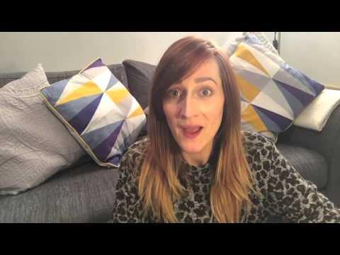 Hannah Makes: Rustic Curtain