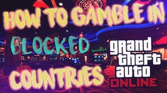 (EASY)( PS4 ) (XBOX )How to gamble in blocked countries using a VPN GTA 5 SEPT 2019! (casino update)