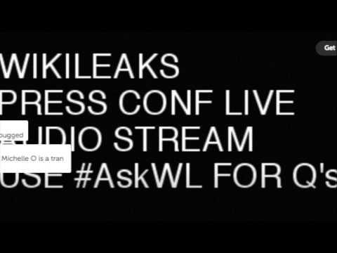Julian Assange: Obama administration destroying public records 'now'