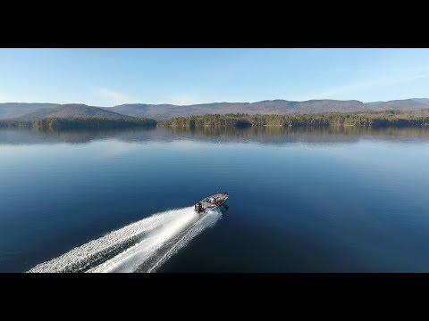 Squam Lake In December