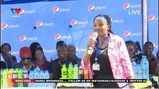 #LIVE : WASANII WA WASAFI FESTIVAL WATEMBELEA SHULE  MSINGI NA SECONDARY MUONGOZO- 07 NOV. 2019