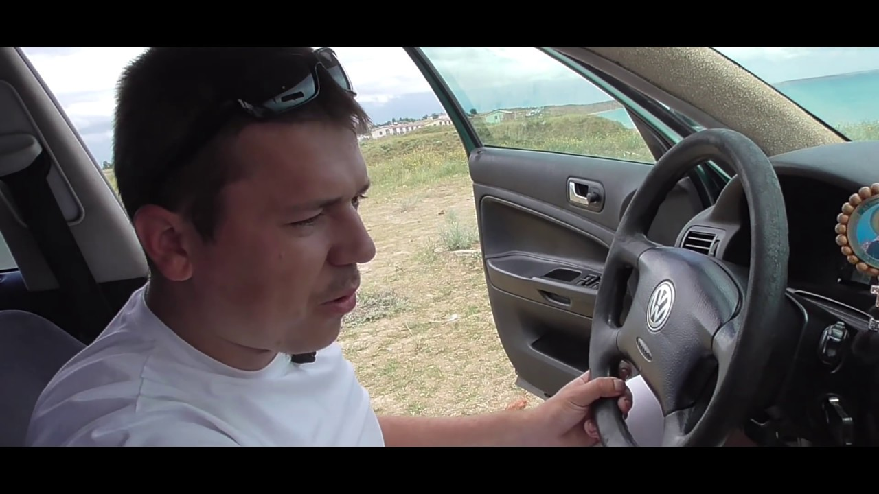 Обзор и Тест драйв Volkswagen passat B5