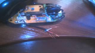 ремонт провода мышки, ремонт, мышки
