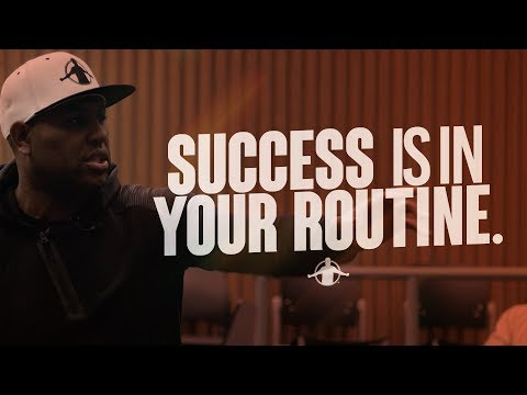 TGIM | SUCCESS IS IN YOUR ROUTINE
