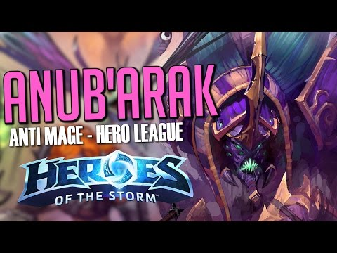 Heroes of the Storm: Anub