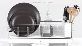Bon Home's Heat And Dry Dish Rack