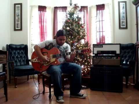 The Christmas Song - Guitar Solo (slow)