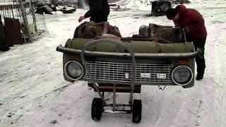 ВАЗ 2101 ПРИКОЛ