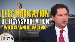 Gianni Kovacevic - The Re-Electrification of Energy & Copper