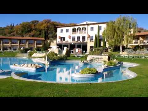 Hotel Adler Thermae Spa & Relax Resort ***** - YouTube
